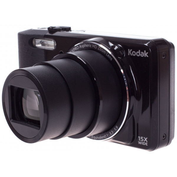 Kodak FZ151 PIXPRO Friendly Zoom Digitalkamera 16 Megapixel schwarz-38