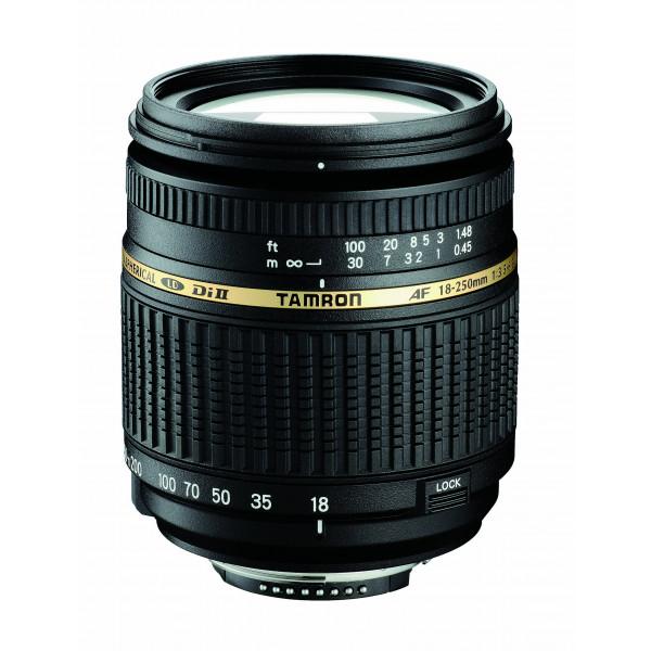 Tamron AF 18-250mm 3,5-6,3 Di II LD ASL Macro digitales Objektiv für Canon-31
