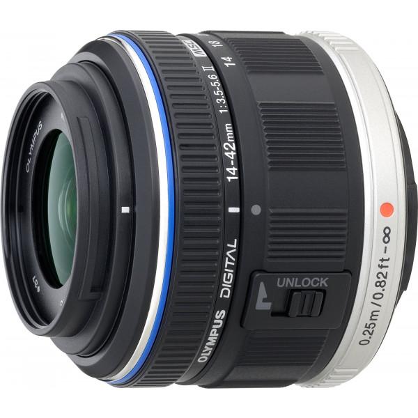 Olympus M.Zuiko Digital ED 14-42mm II 1:3.5-5.6 Objektiv (37 mm Filtergewinde) schwarz-33