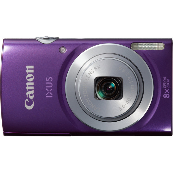 Canon IXUS 145 Digitalkamera (16 Megapixel, 8-fach opt. Zoom, 6,8 cm (2,6 Zoll) LCD-Display, HD-Ready) violett-37