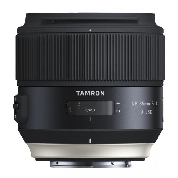 Tamron SP35mm F/1.8 Di USD Sony Objektiv (67mm Filtergewinde, fest) schwarz-313