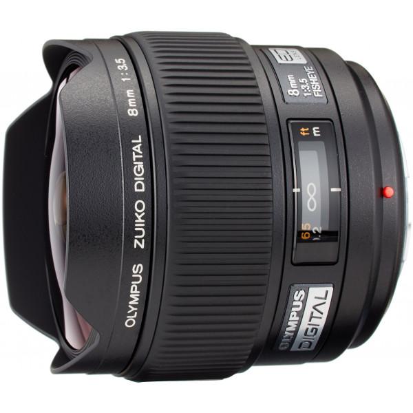 Olympus Zuiko Digital EF-0835 8mm F3.5 Fisheye Objektiv (Four Thirds, 79 mm Filterdurchmesser)-33