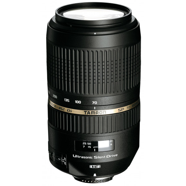 Tamron AF 70-300mm 4-5.6 Di SP VC USD digitales Objektiv für Canon-33