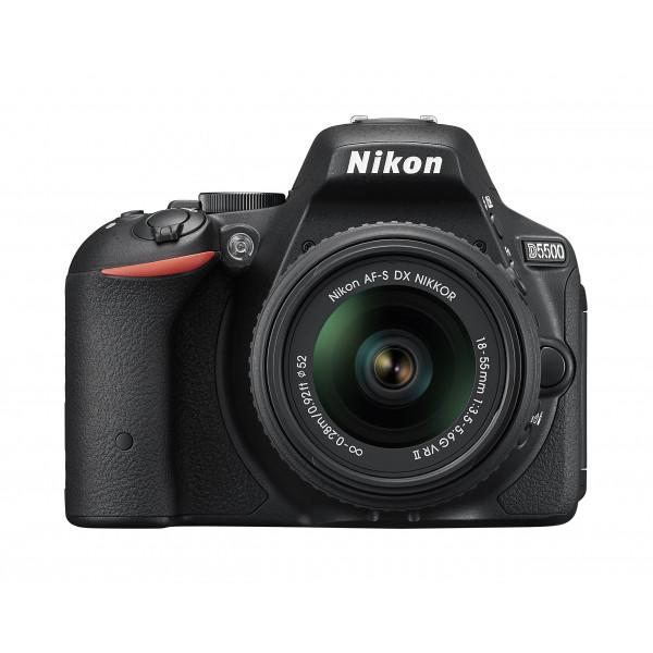 Nikon D5500 18-55 / 3.5-5.6 AF-S G DX VR II 55-200 / 4.0-5.6 AF-S G DX ED VR II ( 24.78 Megapixel (3.2 Zoll Display) )-311