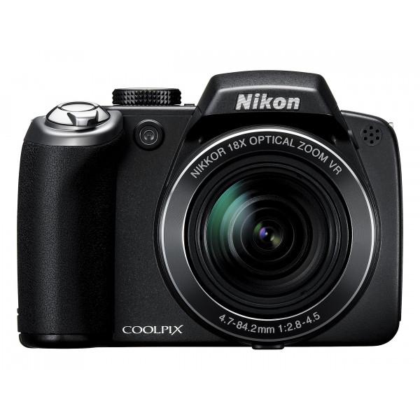 Nikon Coolpix P80 Digitalkamera (10 Megapixel, 18-fach opt. Zoom, 6,9 cm (2,7 Zoll) Display, Bildstabilisator)-35