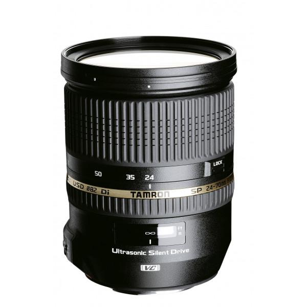 Tamron Weitwinkelobjektiv 24-70mm F/2,8 mit Bildstabilisator, USD-Motor und Spritzwasserschutz für Nikon-32