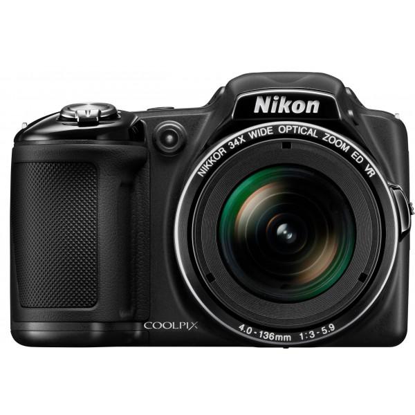 Nikon Coolpix L830 Digitalkamera (16 Megapixel, 34-fach opt. Zoom, 7,6 cm (3 Zoll) RGBW-LCD-Display, bildstabilisiert, Dynamic-Fine-Zoom, Full-HD) schwarz-39