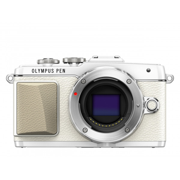 Olympus PEN E-PL7 (16 Megapixel, Full HD, 7,6 cm (3 Zoll) Display, Wifi) weiß-33