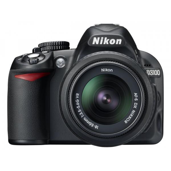 Nikon D3100 SLR-Digitalkamera (14 Megapixel, Live View, Full-HD-Videofunktion) Kit inkl. AF-S DX 18-105 VR Objektiv-36