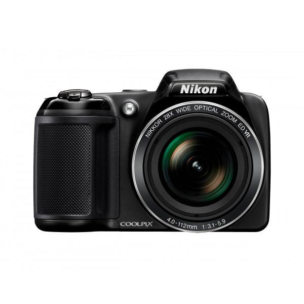 Nikon Coolpix L340 Digitalkamera (20,2 Megapixel, 28-fach opt. Zoom, 7,6 cm (3 Zoll) LCD-Display, USB 2.0, bildstabilisiert) schwarz-39
