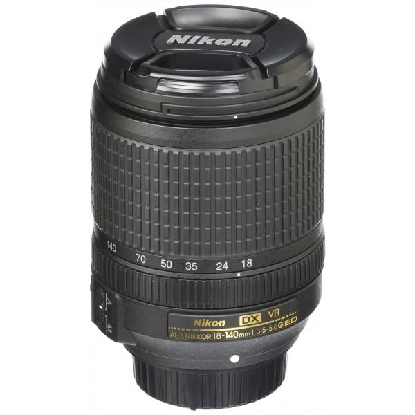 Nikon AF-S DX Nikkor 18-140mm 1:3,5-5,6G ED VR Objektiv (67mm Filtergewinde) schwarz-32