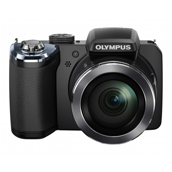 Olympus SP-820 Digitalkamera (14 Megapixel, 40-fach opt. Zoom, 7,6 cm (3 Zoll) LCD-Display) inkl. Batterien schwarz-35
