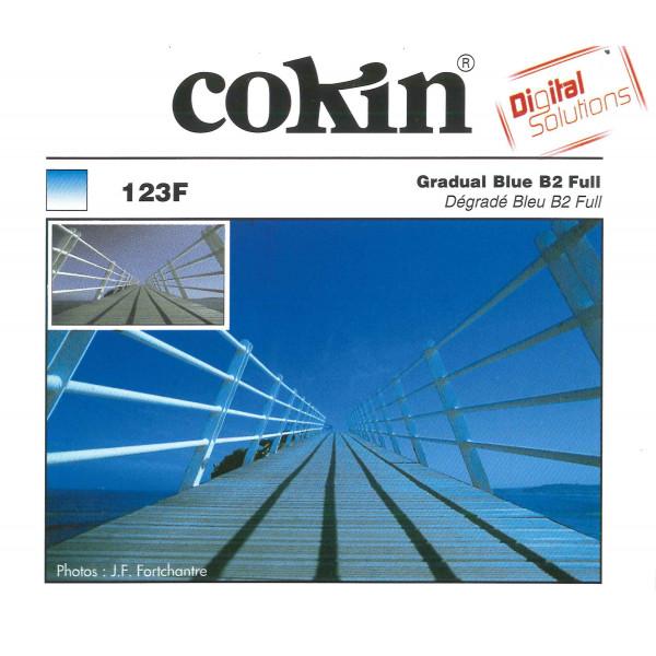 Cokin Z123F Verlauffilter 2 full Größe S blau-31