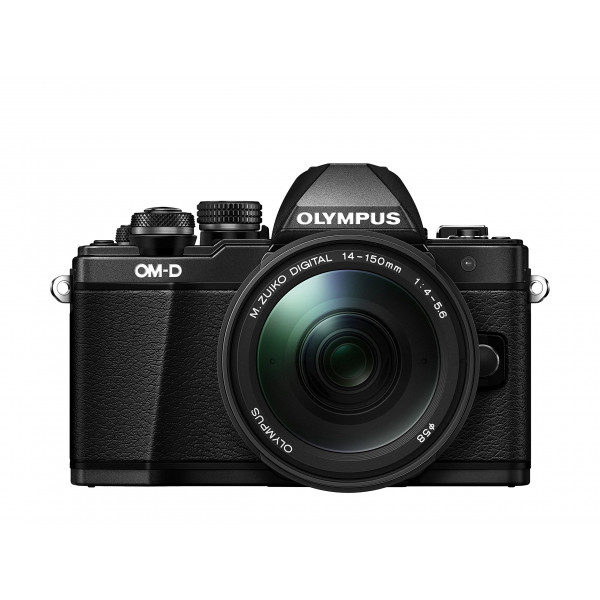 Olympus OM-D E-M10 Mark II Systemkamera Kit (16 Megapixel, 5-Achsen VCM Bildstabilisator, Sucher mit 2,36 Mio-OLED, Full-HD, WLAN, M.Zuiko Digital ED 14-150mm Objektiv, Metallgehäuse) schwarz-35