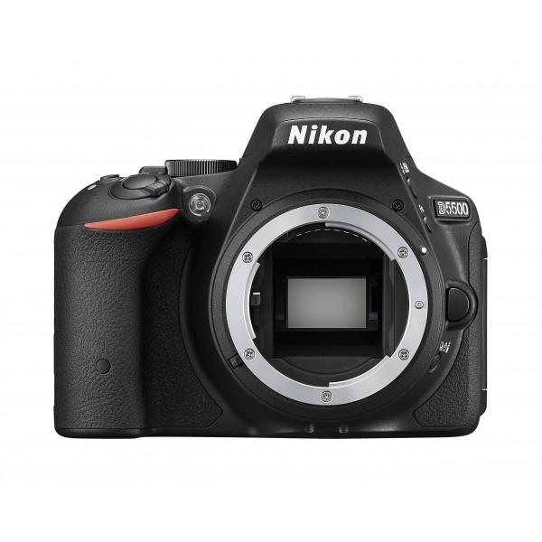 Nikon D5500 SLR-Digitalkamera (24,2 Megapixel, 8,1 cm (3,2 Zoll) Neig und drehbares Touchscreen-Display, 39 AF-Messfelder, ISO 100-25.600, Full-HD-Video, Wi-Fi, HDMI) nur Gehäuse schwarz-317