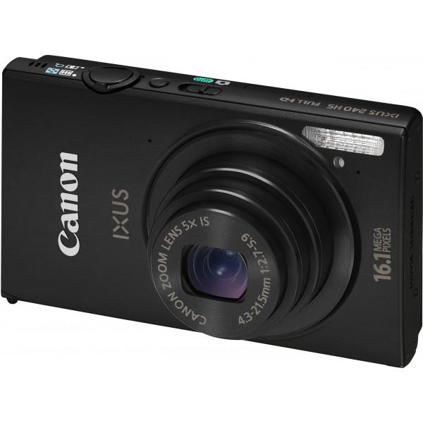 Canon IXUS 240 HS Digitalkamera (16,1 Megapixel, 5-fach opt. Zoom, 8,1 cm (3,2 Zoll) Touch-Display, WiFi, Full-HD) schwarz-35