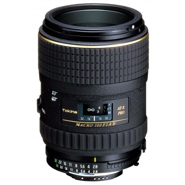 Tokina ATX 2,8/100 Pro D Macro AF Objektiv für Canon-34