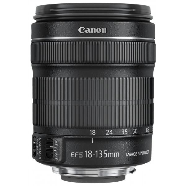 Canon EF-S 18-135mm 1:3.5-5.6 IS STM Zoomobjektiv (67mm Filtergewinde, mit STM-Technologie) schwarz-36