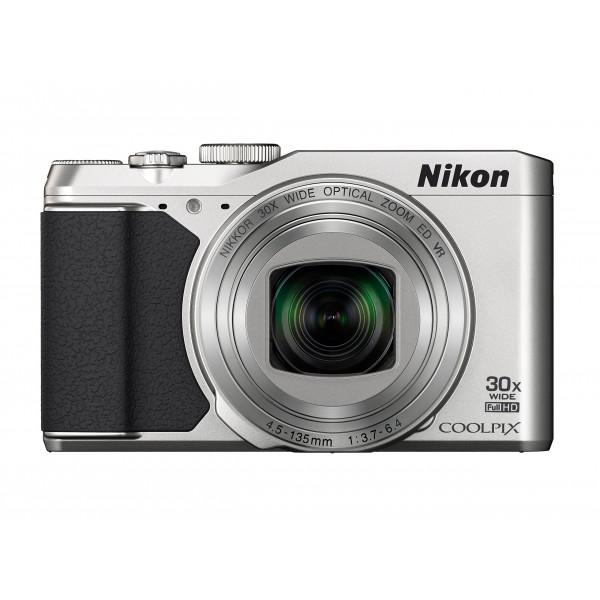 Nikon Coolpix S9900 Digitalkamera (16 Megapixel, 30-fach opt. Zoom, 7,6 cm (3 Zoll) OLED-Display, USB 2.0, bildstabilisiert) silber-315
