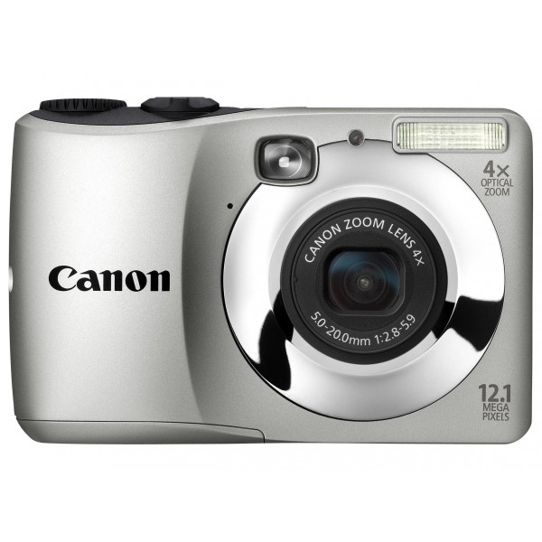 Canon PowerShot A1200 Digitalkamera (12,1 Megapixel, 4-fach opt, Zoom, 6,9 cm (2,7 Zoll) Display) silber-32
