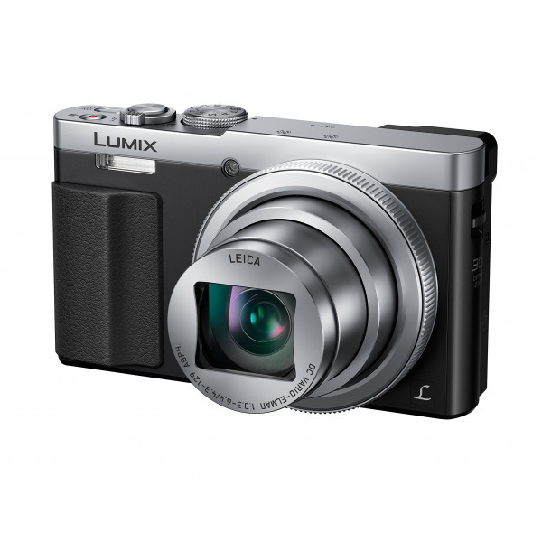Panasonic DMC-TZ71EG-S Lumix Kompaktkamera (12,1 Megapixel, 30-fach opt. Zoom, 7,6 cm (3 Zoll) LCD-Display, Full HD, WiFi, USB 2.0) silber-36