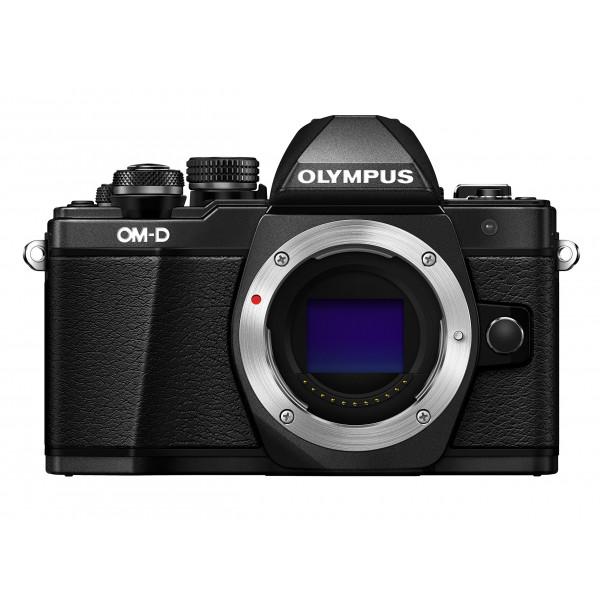 Olympus OM-D E-M10 Mark II Systemkamera (16 Megapixel, 5-Achsen VCM Bildstabilisator, elektronischer Sucher mit 2,36 Mio. OLED, Full-HD, WLAN, Metallgehäuse) nur Gehäuse schwarz-35