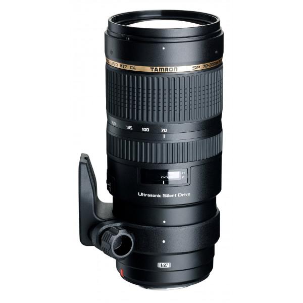Tamron SP 70-200mm F/2.8 Di VC USD Telezoom-Objektiv für Nikon-312