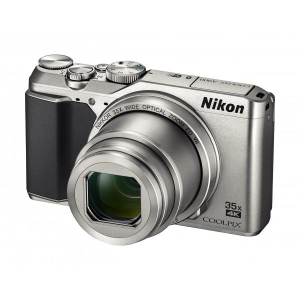 Nikon Coolpix A900 Kamera silber-34
