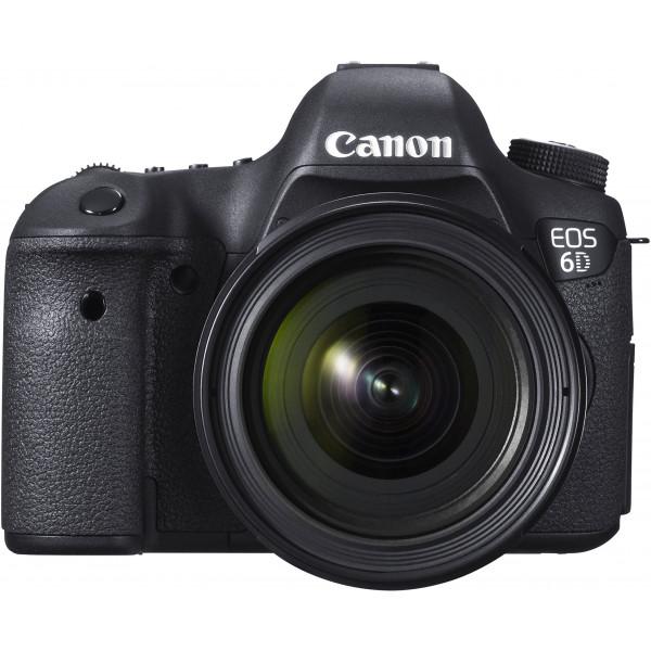 Canon EOS 6D Digital-SLR Kamera (20,2 Megapixel CMOS-Sensor, Live View, Full HD, WiFi, GPS, DIGIC 5+) mit EF 24-70mm 1:4 L IS USM Objektiv Kit-33