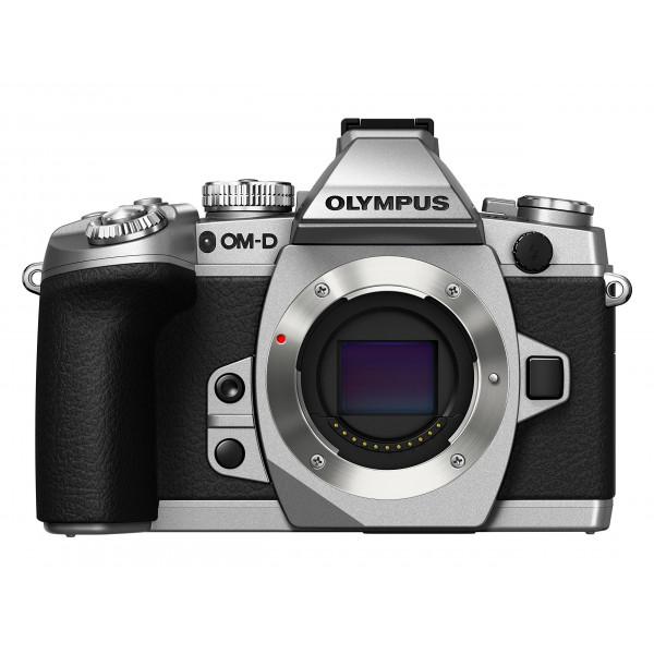 Olympus OM-D E-M1 Systemkamera-Gehäuse (16,3 Megapixel, Live MOS Sensor, 7,6 cm (3 Zoll) LCD-Display, Blitzschuh, Videofunktion, Bluetooth, WiFi) silber-37