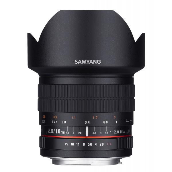 Samyang 10mm F2.8 Objektiv für Anschluss Micro Four Thirds-36