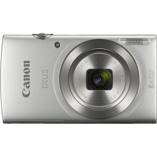 Canon IXUS 175 Kompaktkamera (20 Megapixel, 8-fach optischer Zoom, 16-fach ZoomPlus, 6,8 cm (2,7 Zoll) LCD, Taschenformat) silber-38