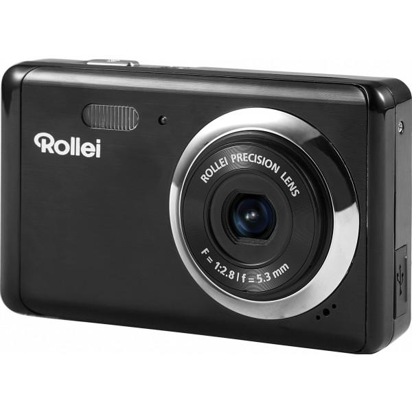Rollei Compactline 83 Digitalkamera (8 Megapixel CMOS Sensor, 8-fach dig. Zoom, 6,9 cm (2,7 Zoll) LCD-Display, Panorama-Funktion, Multi-Schnappschuss-Funktion) schwarz-34