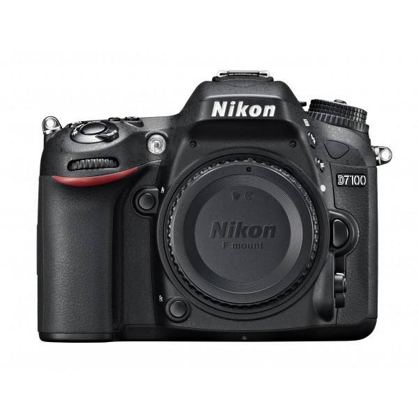 Nikon D7100 SLR-Digitalkamera (24 Megapixel, 8 cm (3,2 Zoll) TFT-Monitor, Full-HD-Video) nur Gehäuse schwarz-33