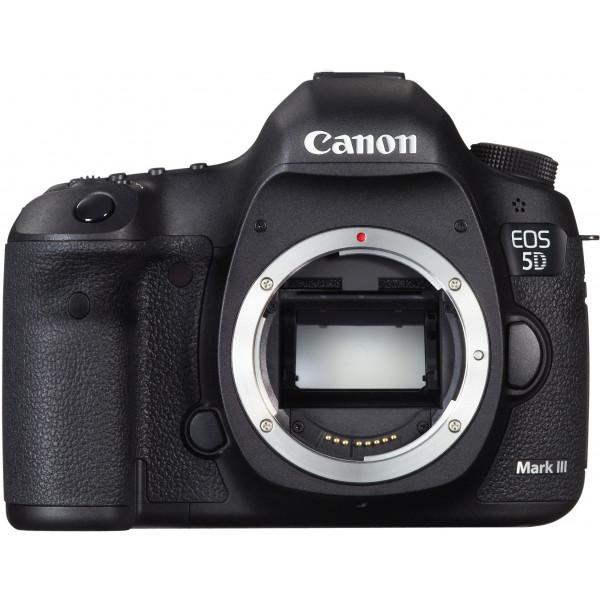 Canon EOS 5D Mark III SLR-Digitalkamera (22 Megapixel, CMOS-Sensor, 8,1 cm (3,2 Zoll) Display, DIGIC 5+ Prozessor) Gehäuse schwarz-37