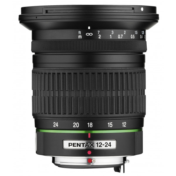 Pentax SMC-DA 12-24mm / f4,0 AL Objektiv (Weitwinkelzoom) für Pentax-33