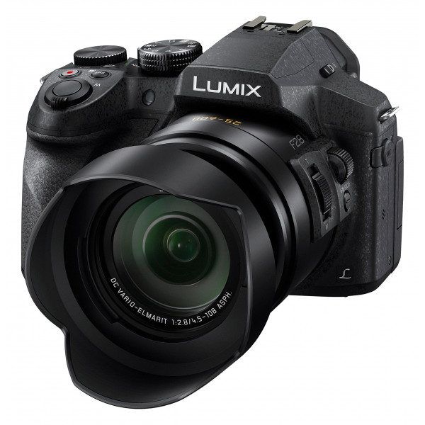 Panasonic LUMIX DMC-FZ300EGK Premium-Bridgekamera (12 Megapixel, 24x opt. Zoom, LEICA DC Weitwinkel-Objektiv, 4K Foto/Video,Staub-/Spritzwasserschutz) schwarz-312