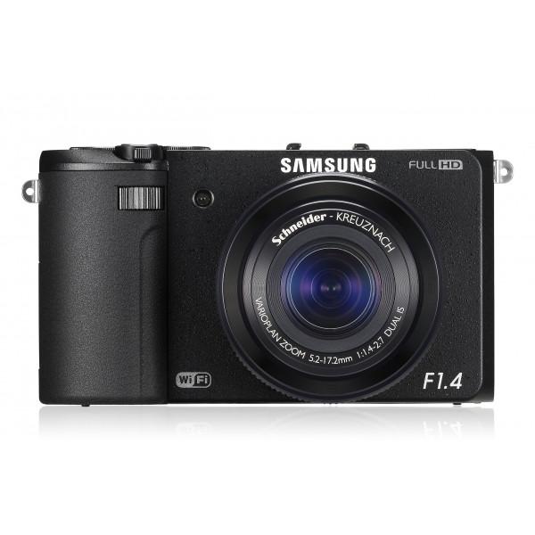 Samsung EX2F Digitalkamera (12,8 Megapixel, 3-fach opt. Zoom, F 1.4, 7,6 cm (3 Zoll) Display) schwarz-37