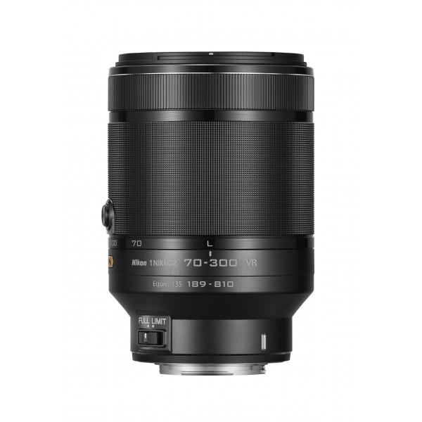 Nikon Nikkor VR 70-300mm 1:4,5-5,6 Objektiv (62mm Filtergewinde)-33