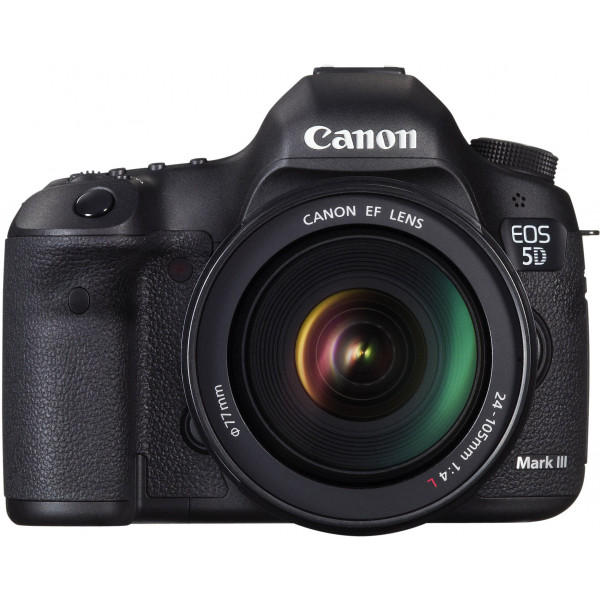 Canon EOS 5D Mark III SLR-Digitalkamera (22,3 Megapixel, 8,1 cm (3,2 Zoll) Display, HDR-Modus, DIGIC 5+ Prozessor) inkl. Kit 24-105mm Zoomobjektiv-33
