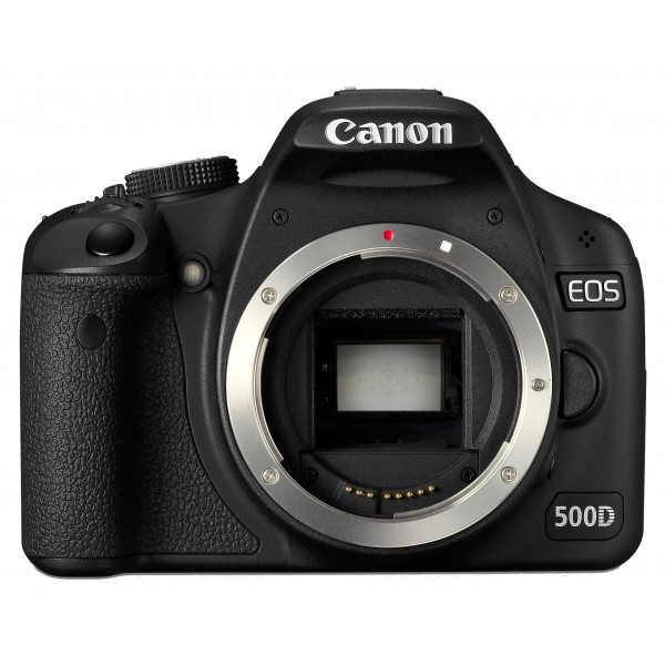 Canon EOS 500D SLR-Digitalkamera (15 Megapixel, LiveView, HD-Video) Gehäuse-33