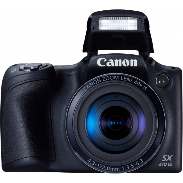 Canon PowerShot SX410 IS Digitalkamera (20 Megapixel, 40-fach optischer Zoom, 7,6 cm (3,0 Zoll) Display, HDMI Mini, USB 2.0) schwarz-37