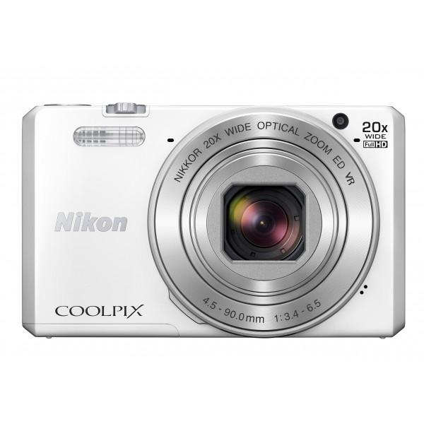 Nikon Coolpix S7000 Digitalkamera (16 Megapixel, 20-fach opt. Zoom, 7,6 cm (3 Zoll) LCD-Display, USB 2.0, bildstabilisiert) weiß-39