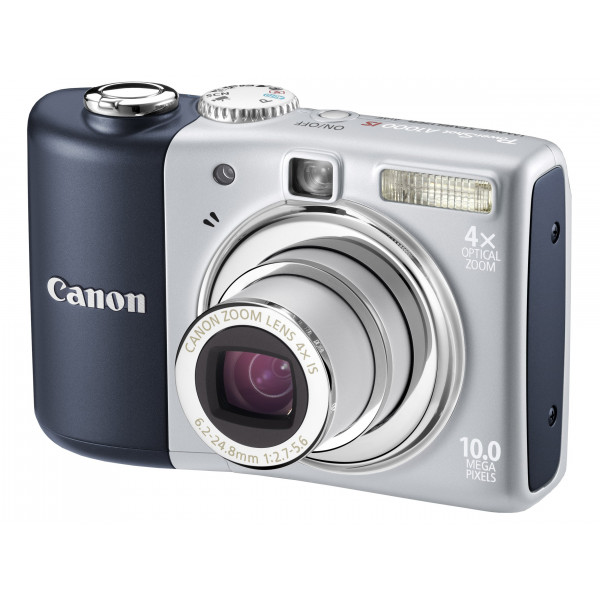 "Canon PowerShot A1000 IS Digitalkamera (10 Megapixel, 4-fach opt. Zoom, 2,5"" Display, Bildstabilisator) blau-33"
