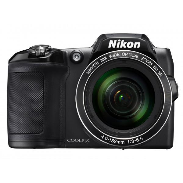 Nikon Coolpix L840 Digitalkamera (16 Megapixel, 38-fach opt. Zoom, 7,6 cm (3 Zoll) LCD-Display, USB 2.0, bildstabilisiert) schwarz-312
