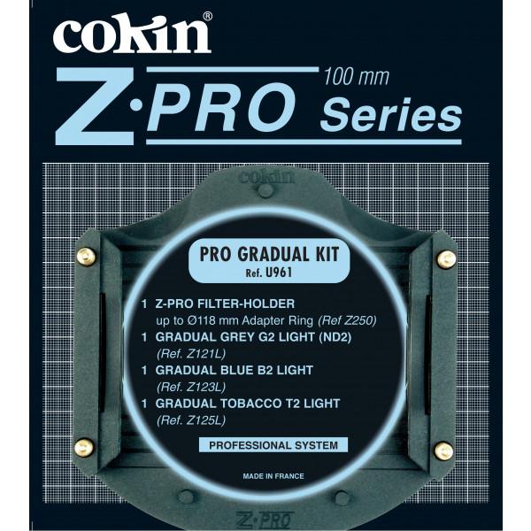 Cokin U961 Pro Grad-Kit Filter-31