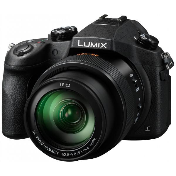 Panasonic Lumix DMC-FZ1000EG Superzoom Digitalkamera (20 Megapixel, 16-fach opt. Zoom, 1 MOS-Sensor, 7,5 cm (3 Zoll) LCD-Display, 4K/UHD-Aufnahme, optische Bildstabilisierung, WiFi, NFC) schwarz-311