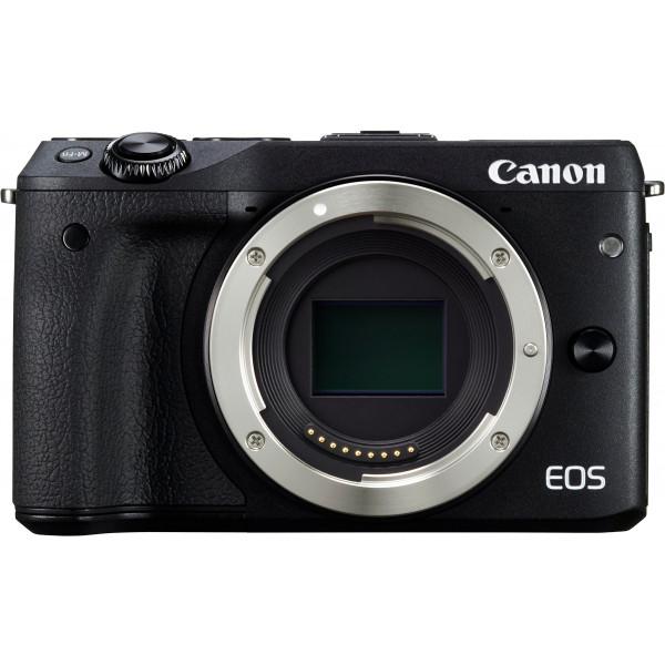 Canon EOS M3 Systemkamera (24 Megapixel APS-C CMOS-Sensor, WiFi, NFC, Full-HD) nur Gehäuse-32