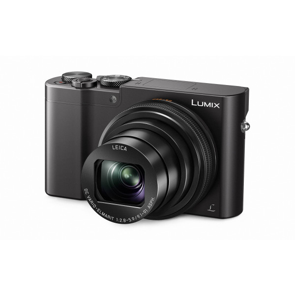 Panasonic Lumix DMC-TZ101EGK Premium Travelzoom Kamera (20,1 Megapixel, 10x opt. Zoom, 7,6 cm (3 Zoll) Display, 4K Foto 30B/s, Post Fokus, 4K25p Video, Sucher) schwarz-311