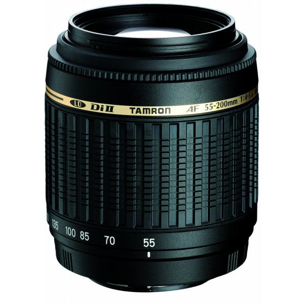 Tamron AF 55-200mm 4-5,6 Di II LD Macro digitales Objektiv für Sony-31
